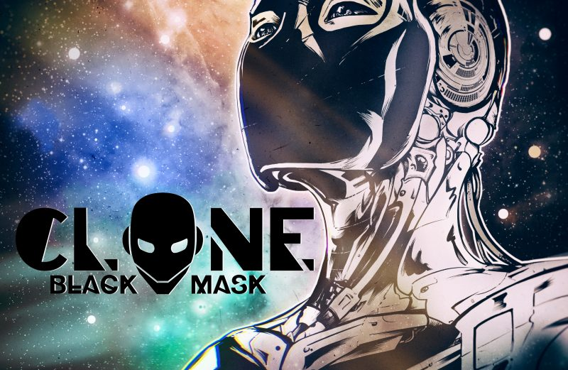 NOT A CLONE! BUT A MASKED MAVERICK DEADMAU5 MAY LOVE